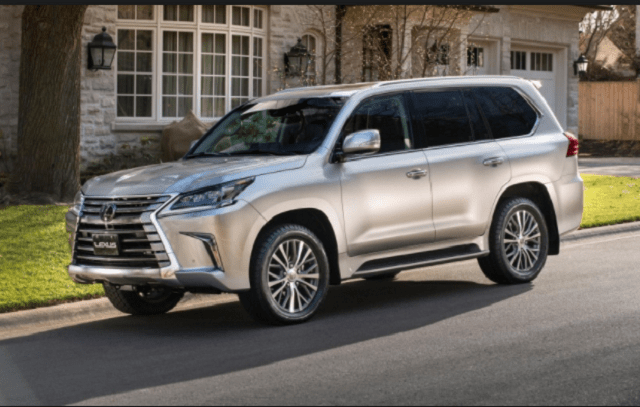 26 The Best 2020 Lexus LX 570 History