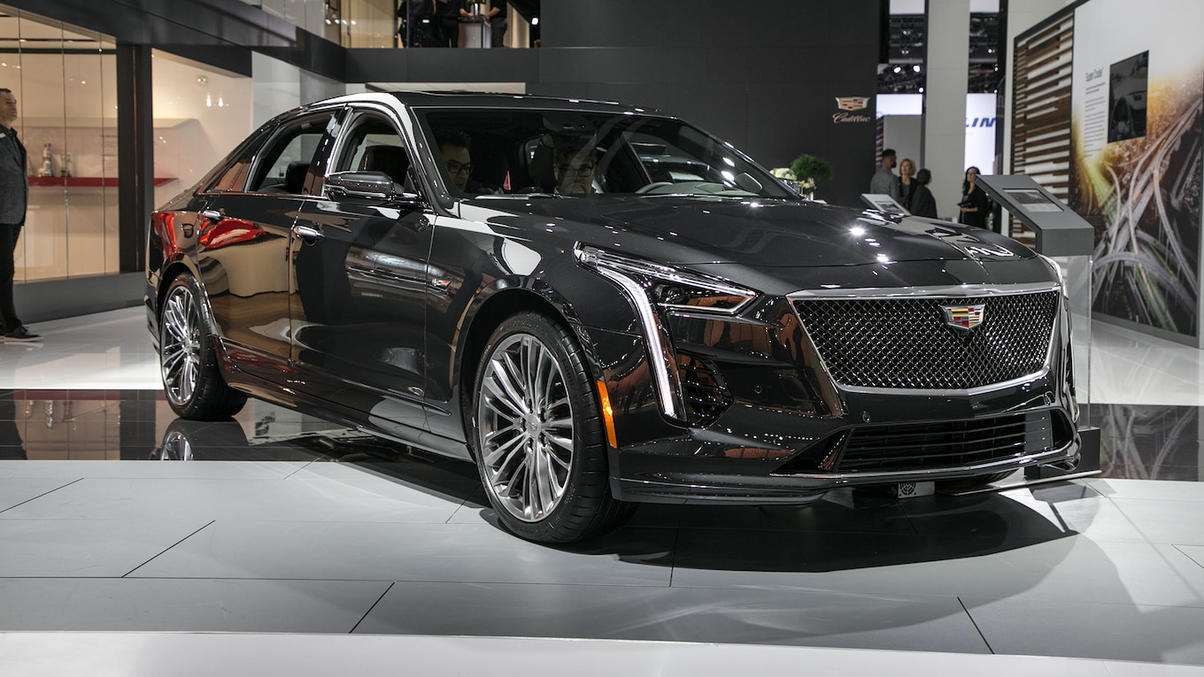 27 A 2020 Cadillac CT6 Specs and Review