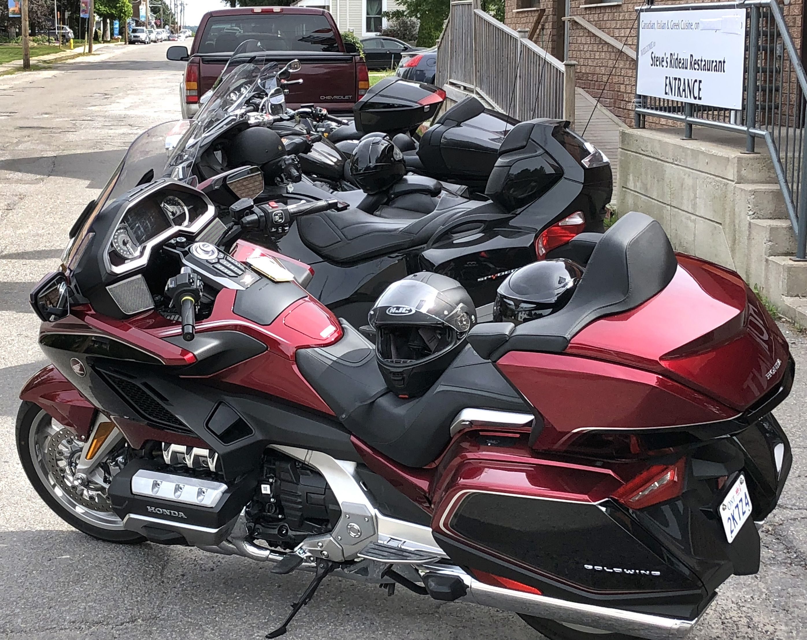 2020 Honda Goldwing Review.27 A 2020 Honda Gold Wing Review Review Cars Review Cars