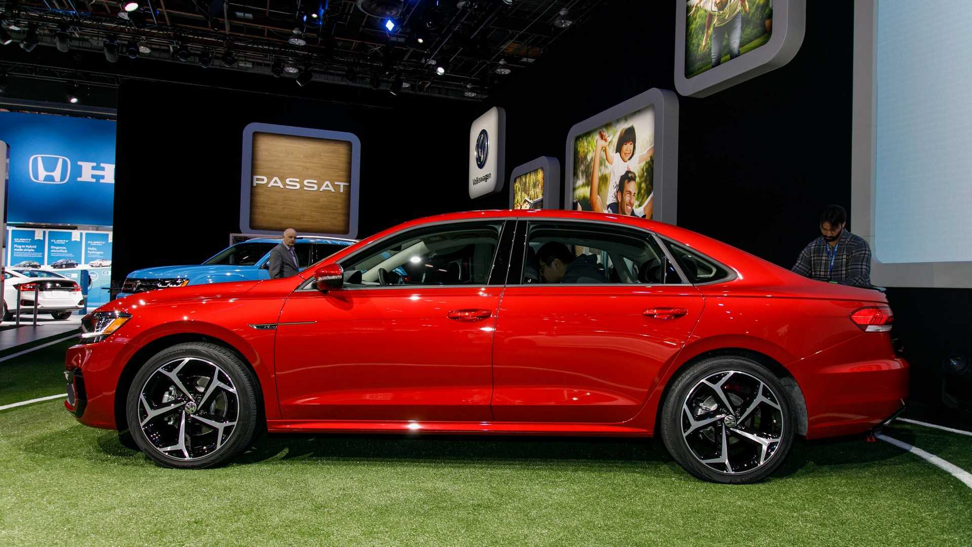 27 A 2020 Vw Passat Redesign and Concept