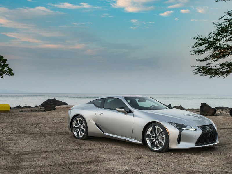 27 All New 2019 Lexus Lf Lc Interior