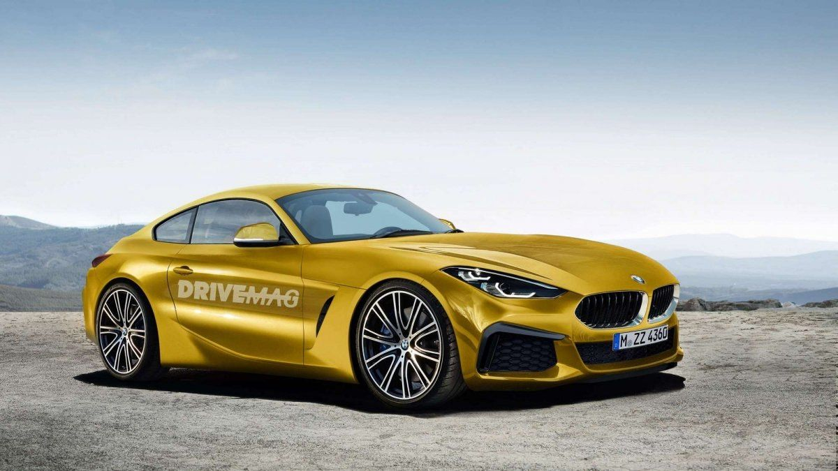 27 All New 2020 BMW Z4 M Roadster Redesign and Review