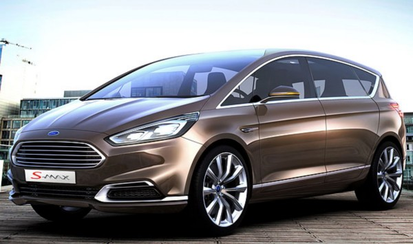 27 All New 2020 Ford S Max Redesign and Concept