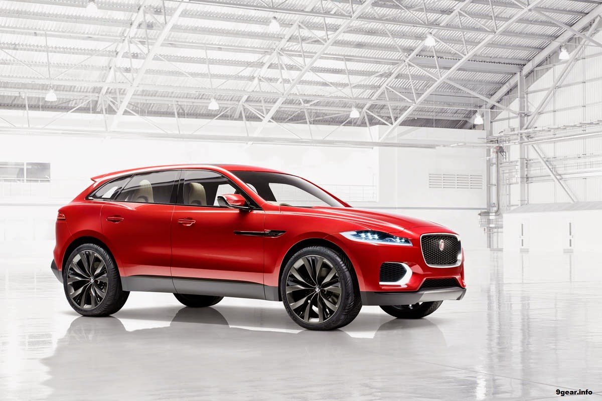 27 All New 2020 Jaguar C X17 Crossover Specs and Review