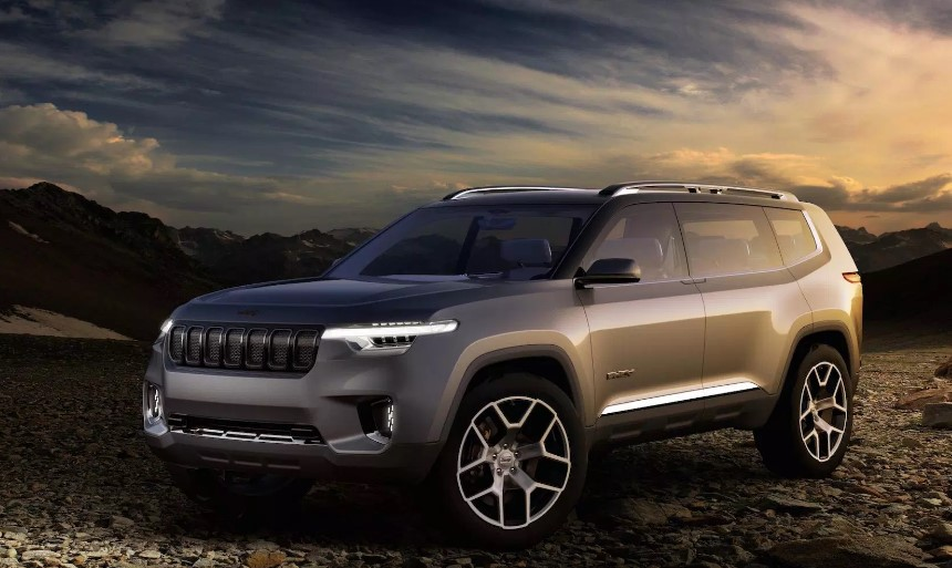 27 All New 2020 Jeep Grand Cherokee Photos