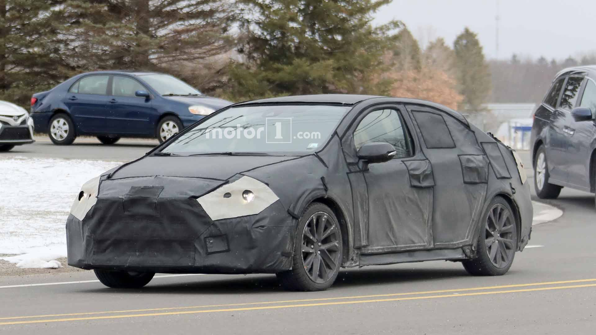 27 All New 2020 Spy Shots Toyota Prius New Model and Performance