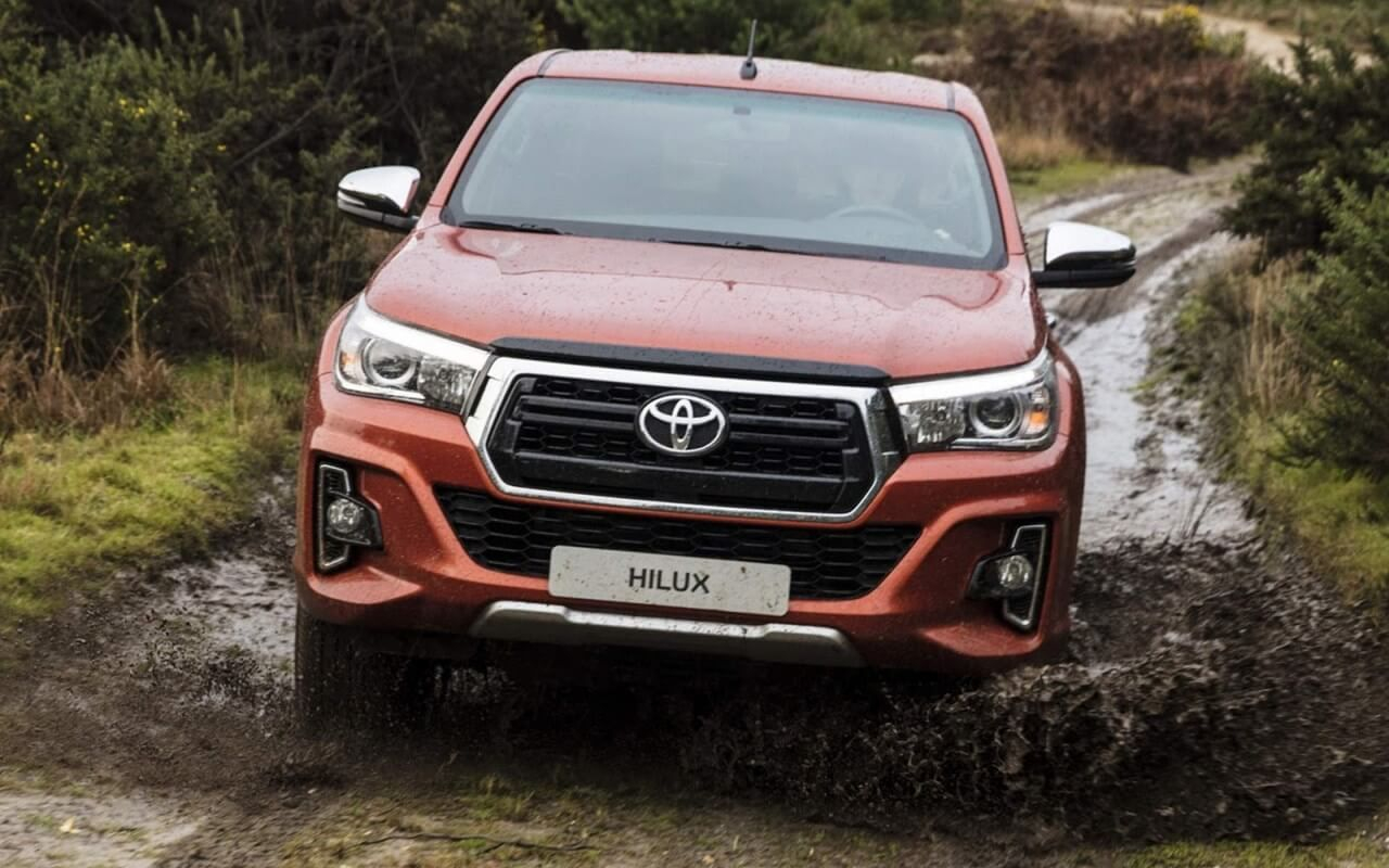 27 All New 2020 Toyota Hilux Spy Shots Release Date and Concept