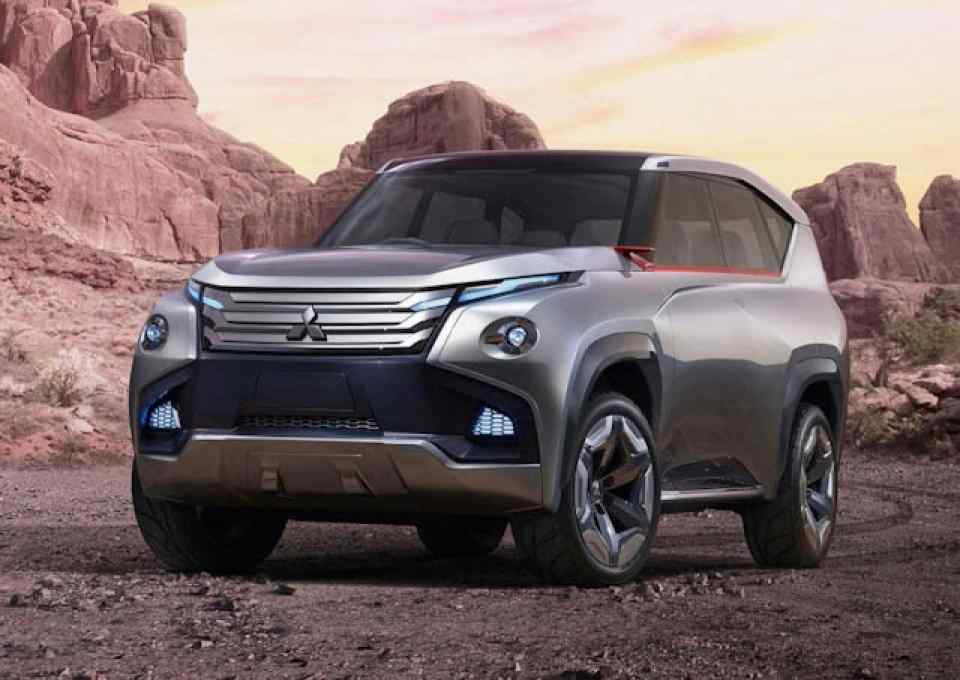 27 Best 2020 All Mitsubishi Pajero Performance and New Engine
