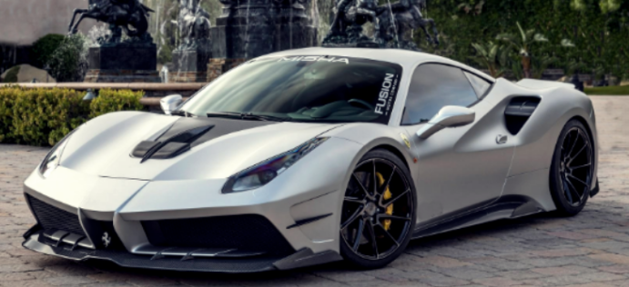 27 Best 2020 Ferrari 488 GTB Redesign