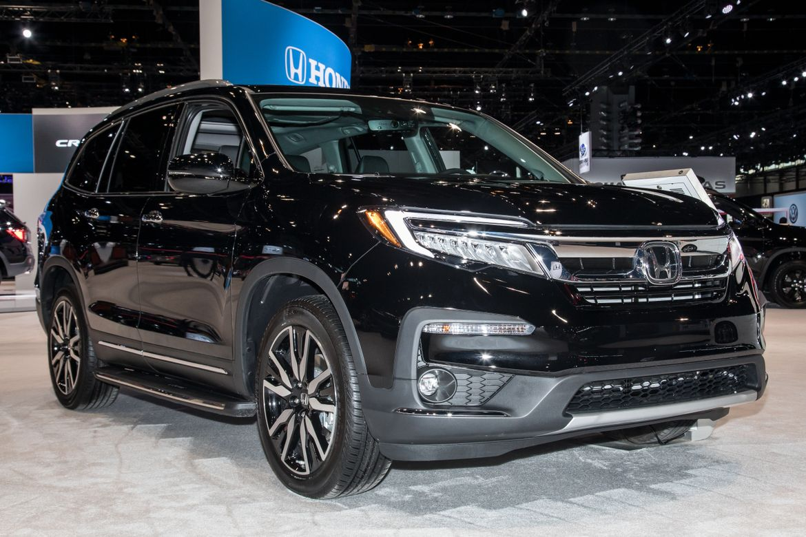 27 Best 2020 Honda Pilot New Model and Performance