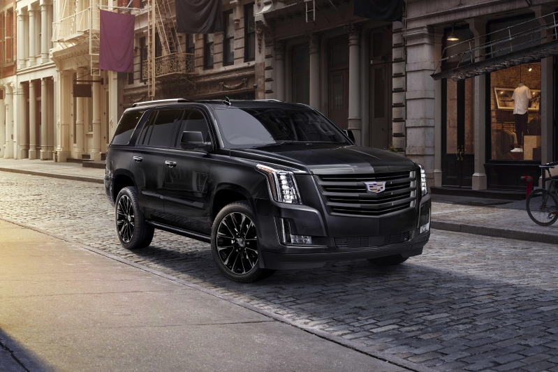 27 New 2019 Cadillac Escalade Vsport Spy Shoot