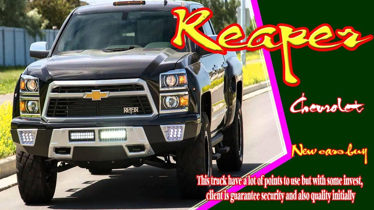 27 New 2019 Chevy Reaper Reviews