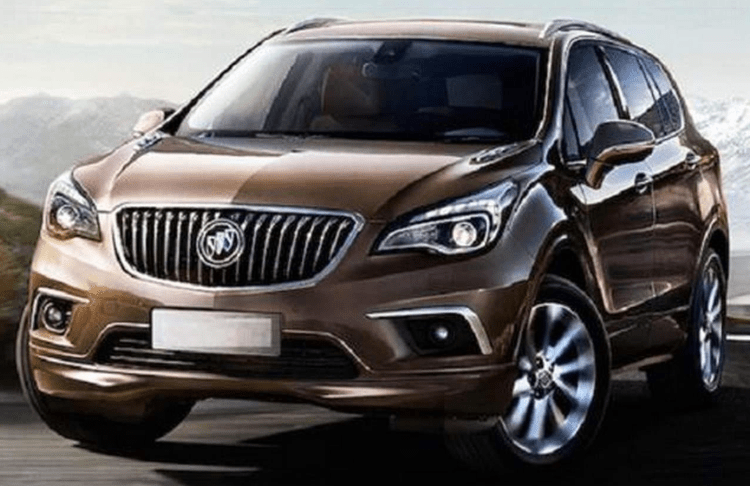 27 New 2020 Buick Anthem Style