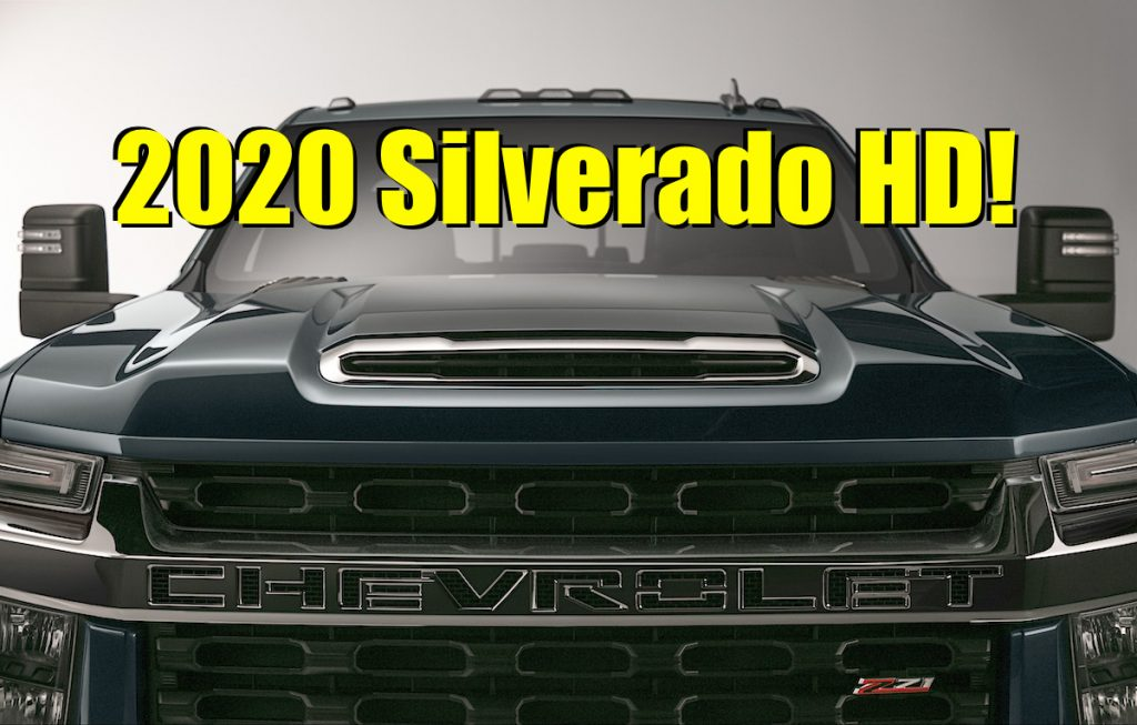 27 New 2020 Chevy 2500Hd Duramax Redesign