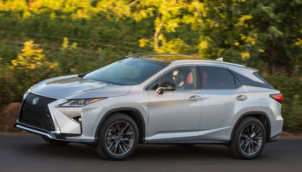 27 New 2020 Lexus RX 450h Ratings