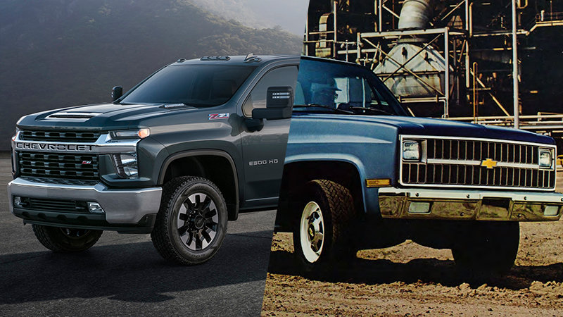 27 The 2020 Chevrolet Silverado Engine