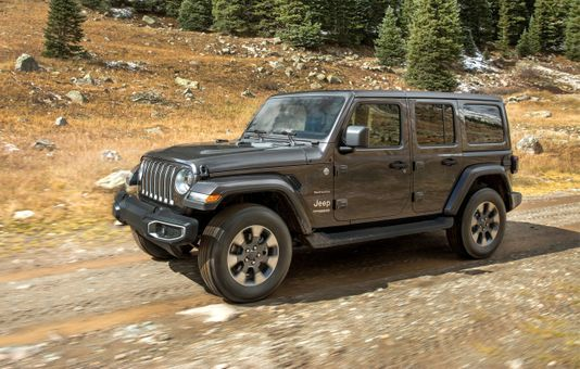 27 The 2020 Jeep Wrangler Rubicon First Drive