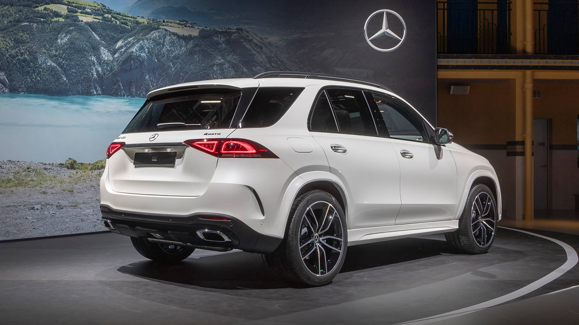 27 The 2020 Mercedes GLE Release Date and Concept