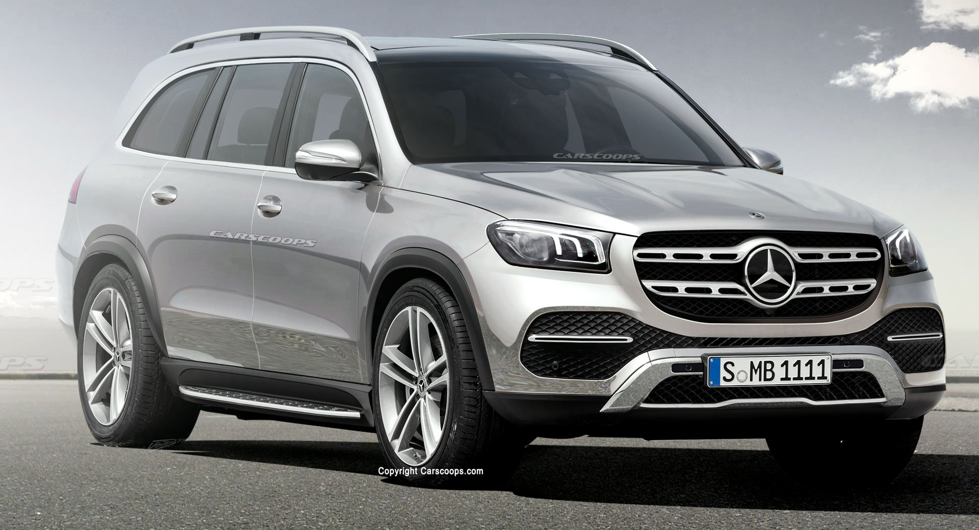 27 The 2020 Mercedes Gl Class Redesign