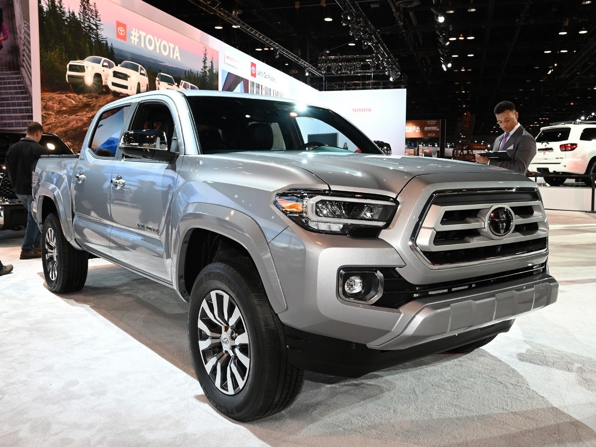 27 The 2020 Toyota Tacoma New Concept
