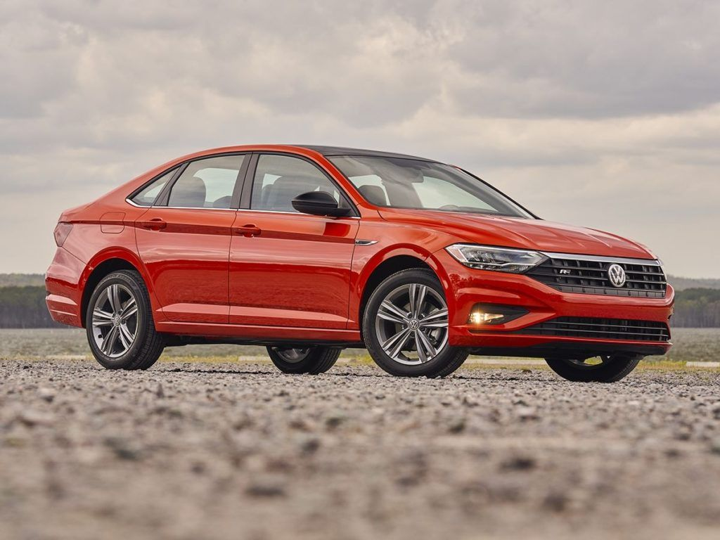 27 The 2020 VW Jetta Tdi Gli Picture