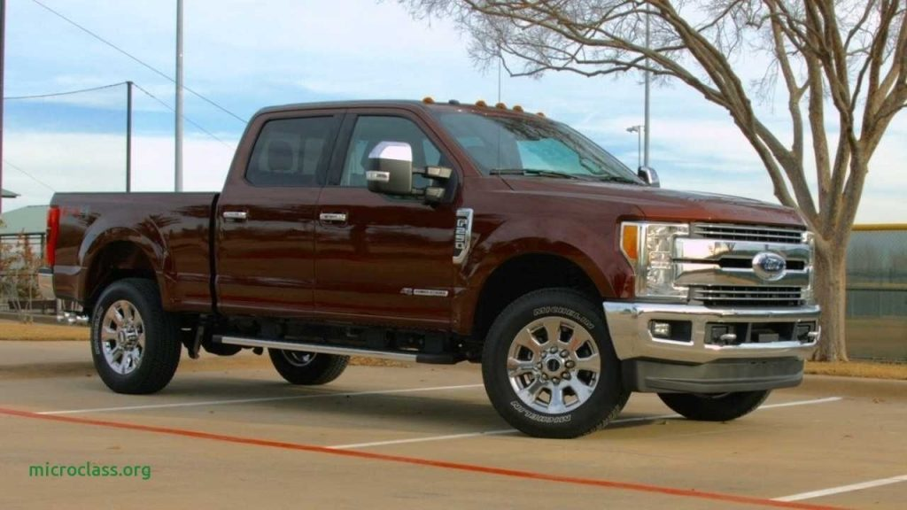 27 The Best 2019 Ford F100 Interior