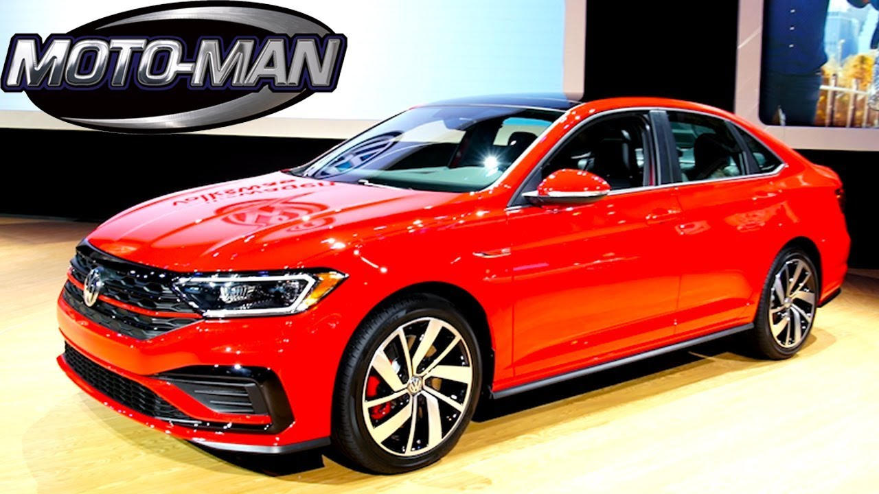 27 The Best 2019 Vw Jetta Gli Exterior