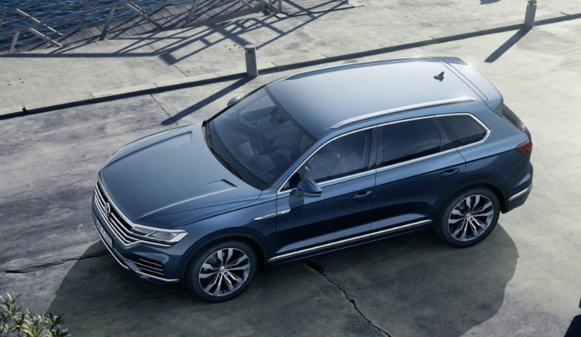 27 The Best 2019 Vw Touareg Tdi Pictures