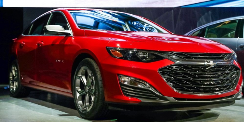 27 The Best 2020 Chevrolet Malibu Release
