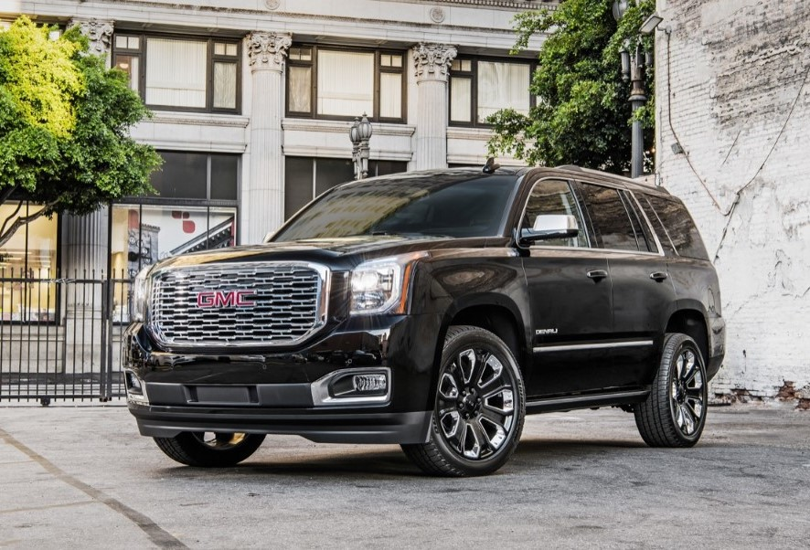 27 The Best 2020 GMC Yukon Denali Exterior