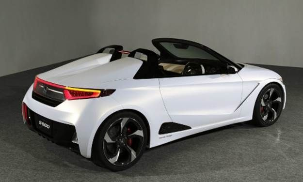 27 The Best 2020 Honda S660 Price Design and Review