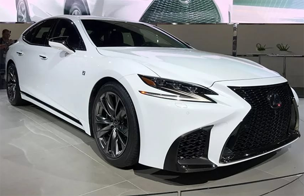 27 The Best 2020 Lexus LS Model