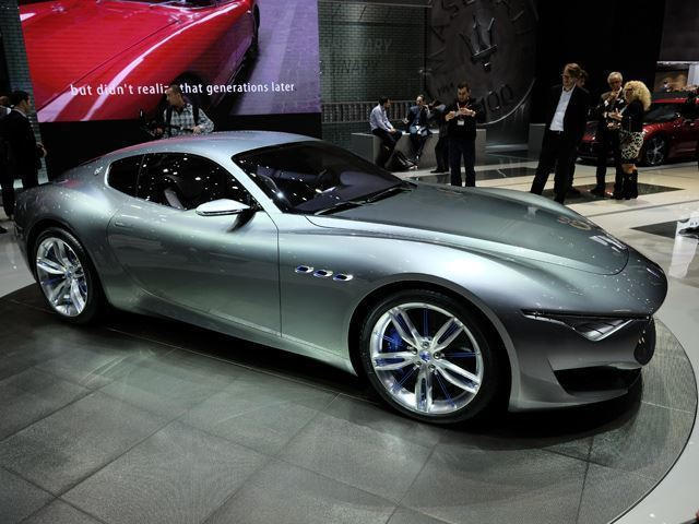 27 The Best 2020 Maserati Granturismo Pictures