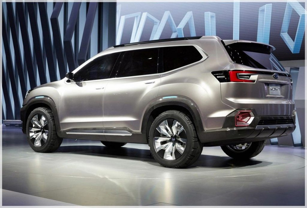 27 The Best 2020 Subaru Tribeca New Concept