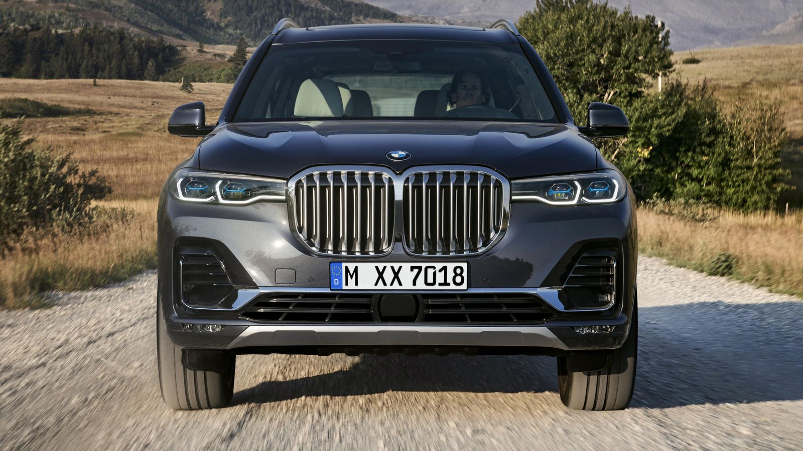 28 A 2019 BMW X7 Suv Series Rumors