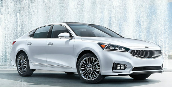 28 A 2020 All Kia Cadenza Specs