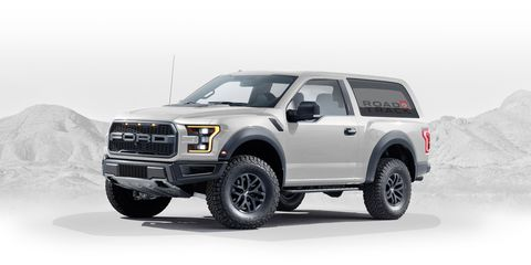 28 A 2020 Ford Svt Bronco Raptor Ratings