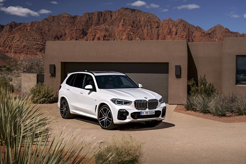 28 A 2020 Next Gen BMW X5 Suv Speed Test