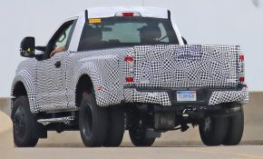 28 A Spy Shots Ford F350 Diesel Price and Review