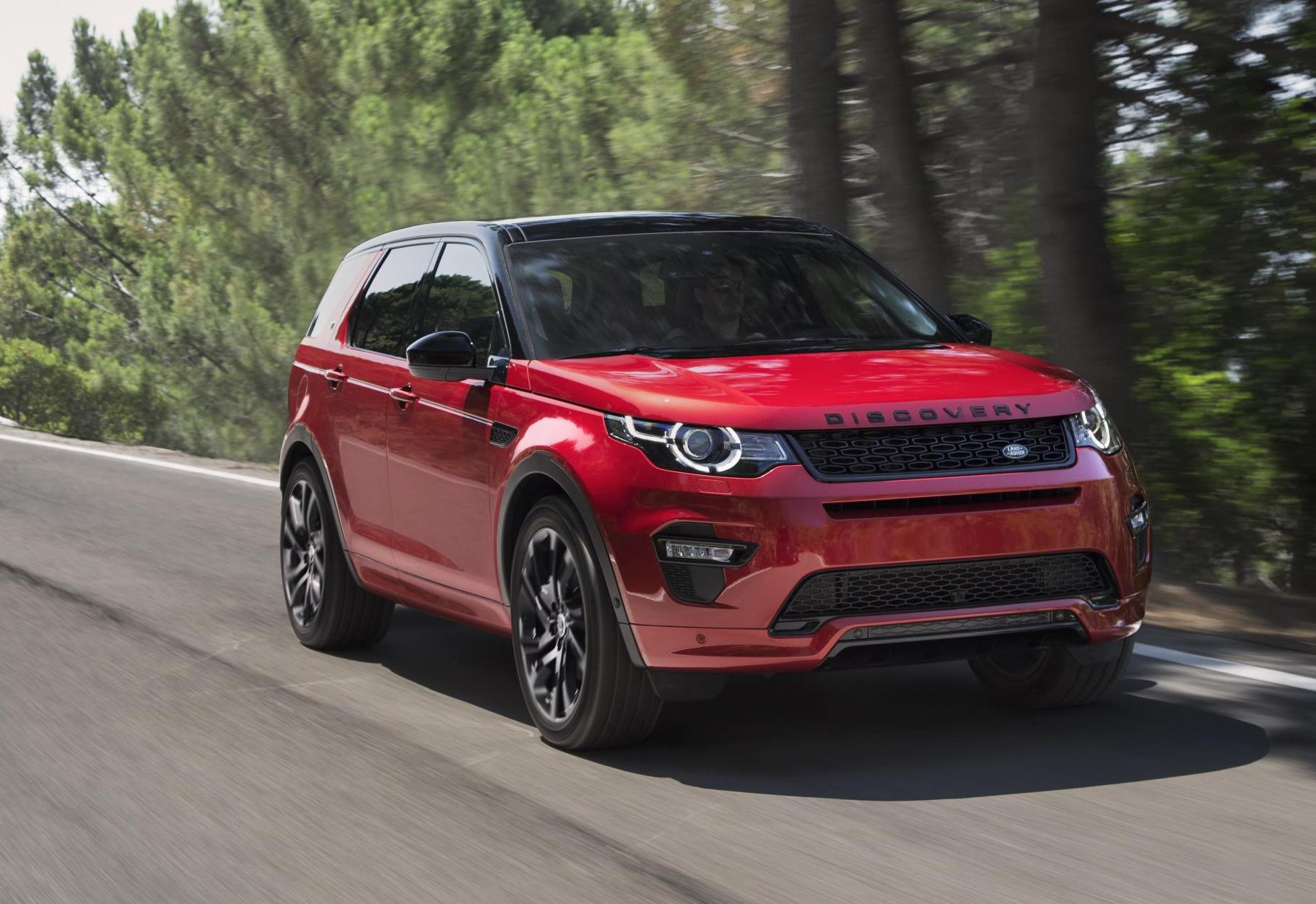 28 All New 2020 Land Rover Discovery Sport Engine