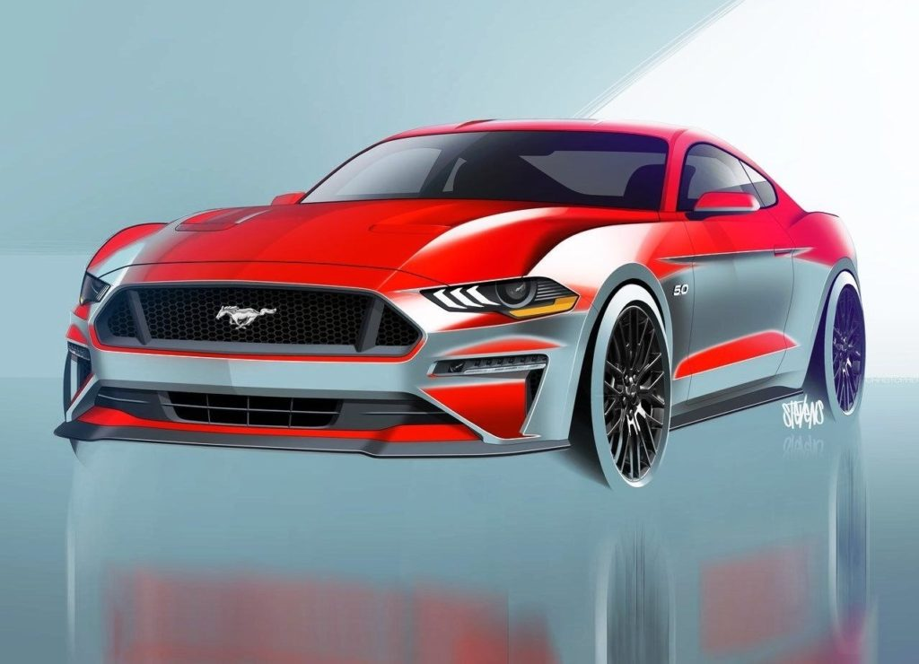 28 All New 2020 Mustang Mach 1 History