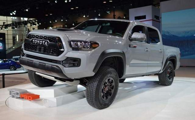 28 Best 2019 Toyota Tacoma Diesel Concept