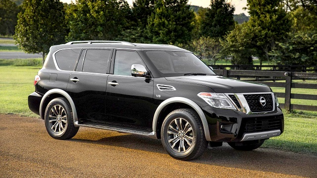 28 Best 2020 Nissan Armada Spy Shoot