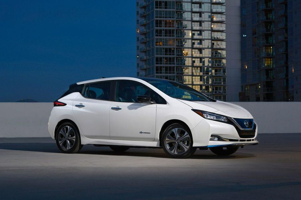 28 Best 2020 Nissan Leaf Photos