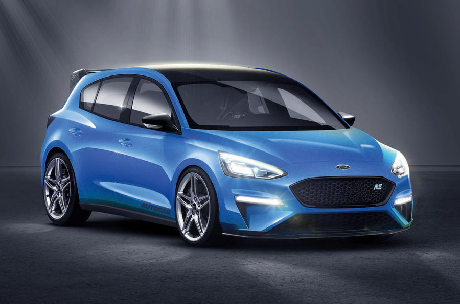 28 New 2020 Ford Focus RS Wallpaper