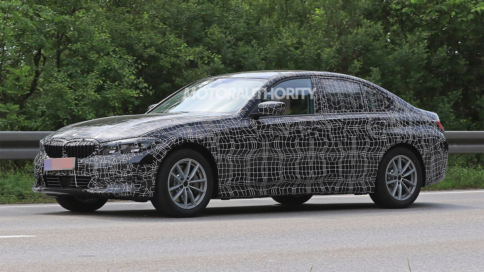 28 New 2020 Spy Shots BMW 3 Series Photos