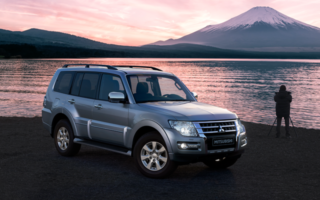 28 New Mitsubishi Pajero Review