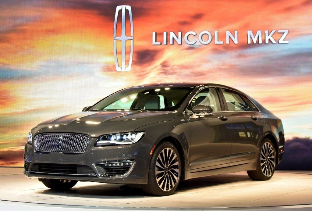 28 New Spy Shots Lincoln Mkz Sedan Review and Release date