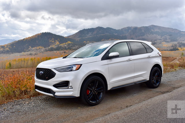 28 The 2019 Ford Edge Sport Redesign