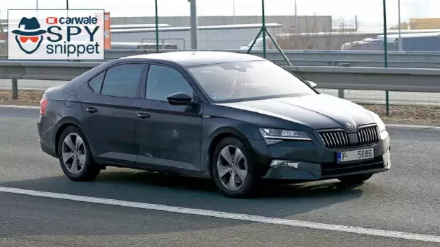 28 The 2019 New Skoda Superb Style